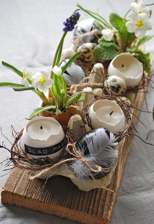 Candle eggs