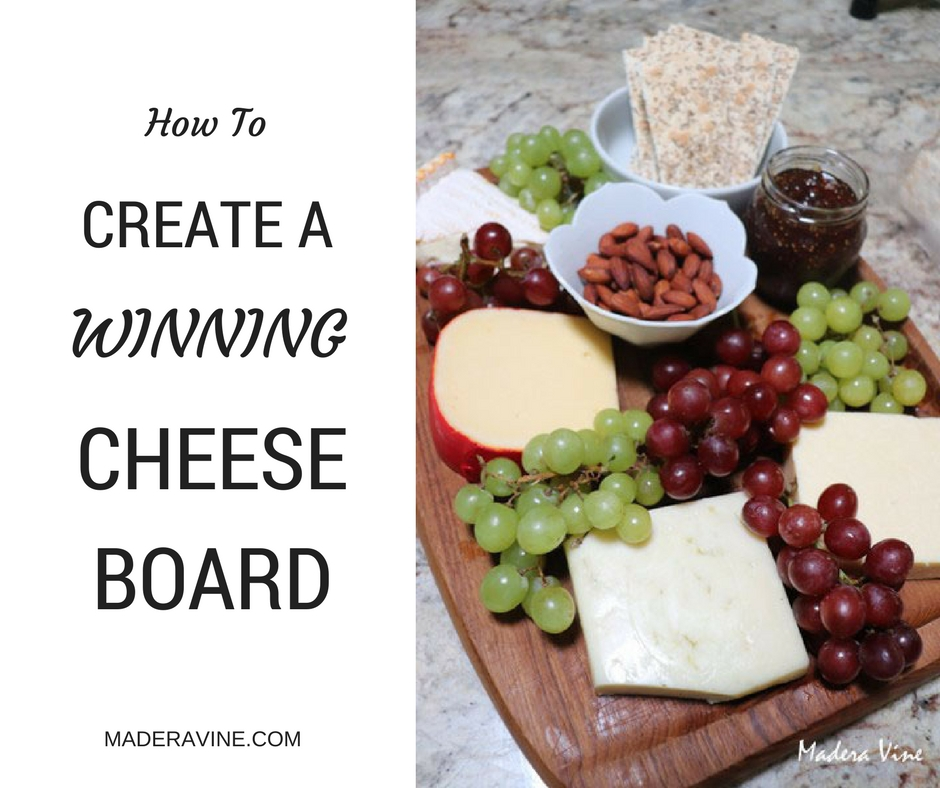 How to Assemble a Winning Cheese Board
