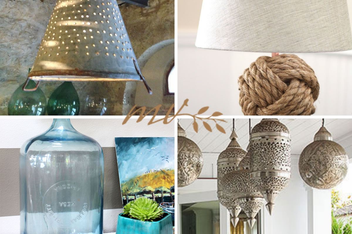 Fabulous DIY Lamps & Inspiration