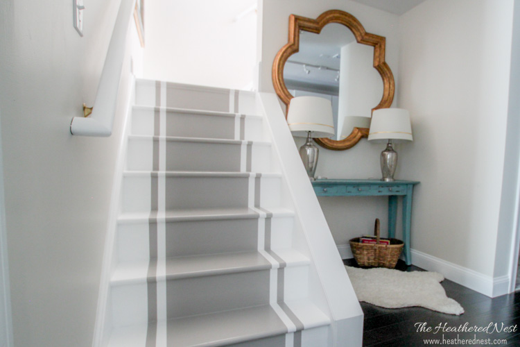 The Heathered Nest DIY-painted-stairs-tutorial-4-2